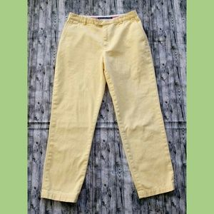 Ralph Lauren Sport Yellow Khaki Pants
